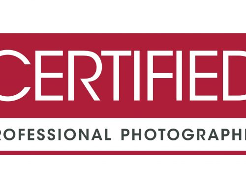 I'm a Certified Professional Photographer!